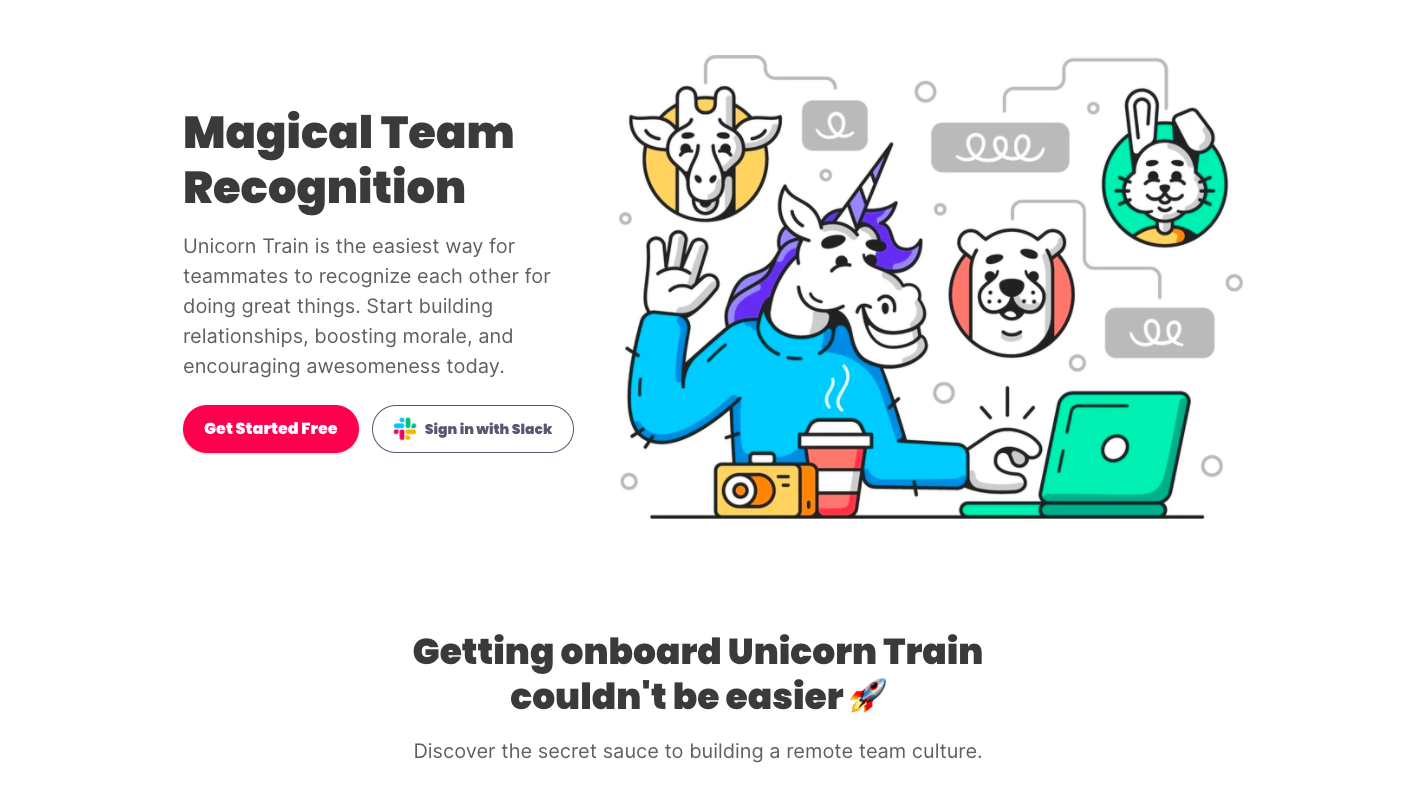 """""""unicon train"""""""