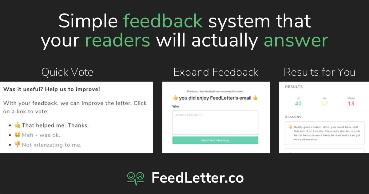 """""""feedletter"""""""