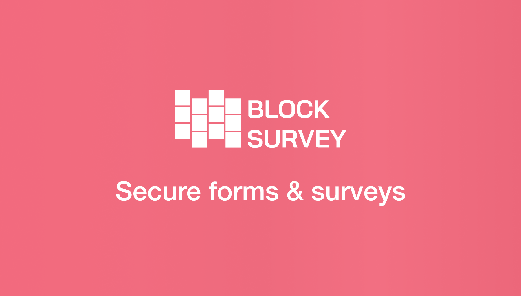 Block Survey