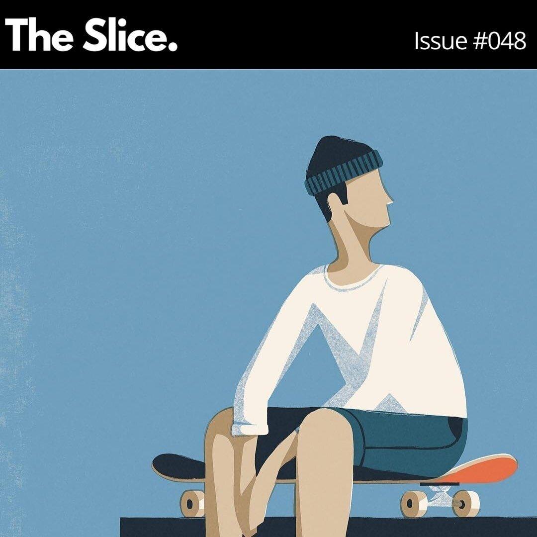 the slice logo