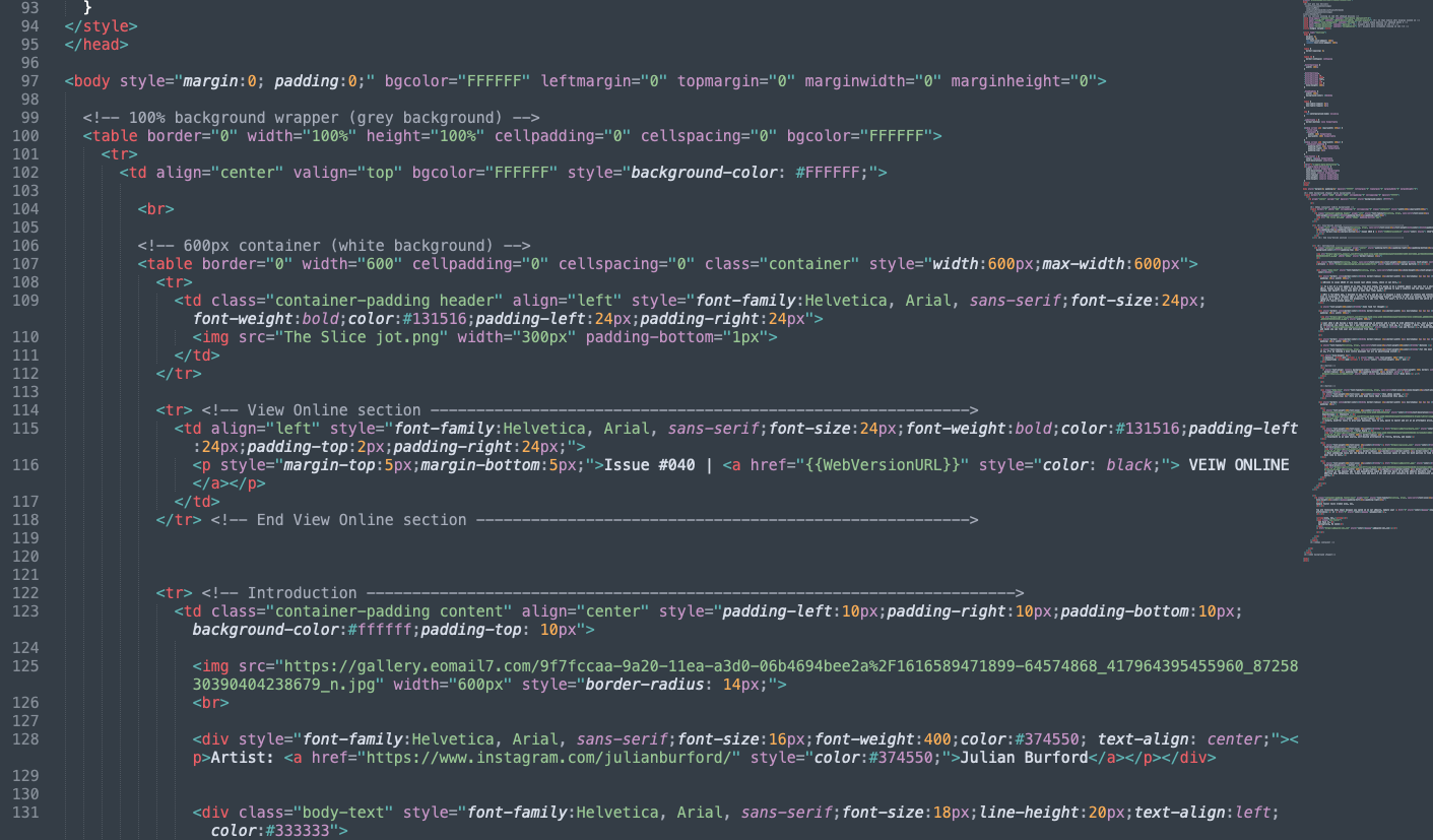 some of Nic's code